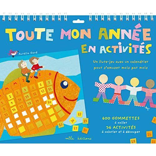 Aurélia Gaud - Toute mon année en activités (Livres activités) - Preis vom 04.09.2020 04:54:27 h