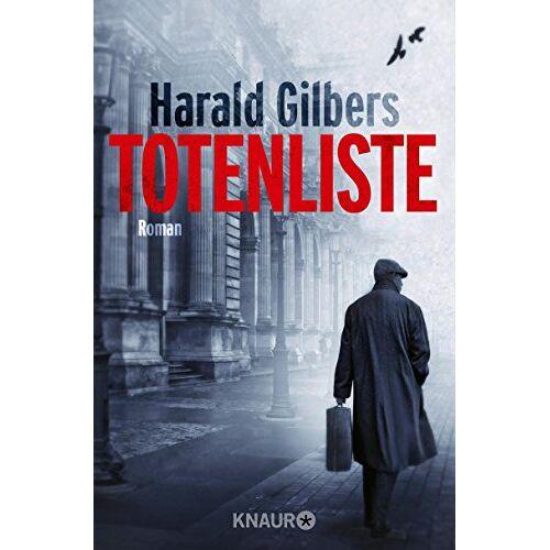 Harald Gilbers - Totenliste: Roman (Ein Fall für Kommissar Oppenheimer, Band 4) - Preis vom 15.04.2021 04:51:42 h