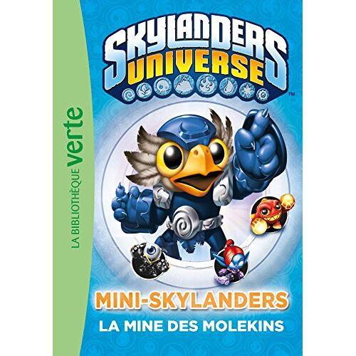 Julie Simoens - Skylanders Universe, Tome 10 : Mini-Skylanders : La mine des Molekins - Preis vom 13.05.2021 04:51:36 h