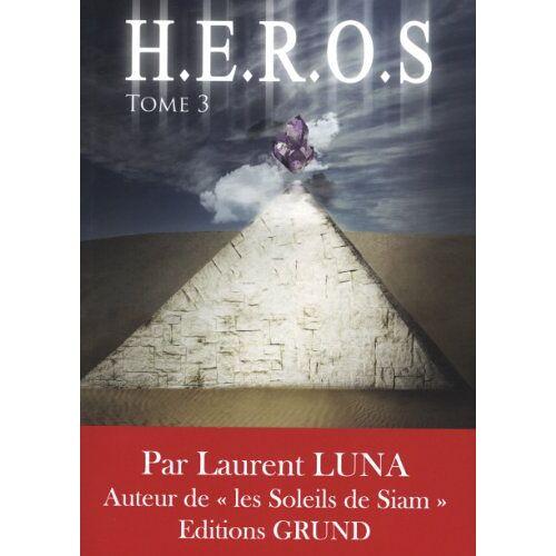 - HEROS, Tome 3 : Pharaon - Preis vom 13.05.2021 04:51:36 h