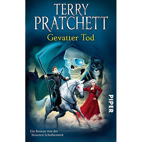 Terry Pratchett - Gevatter Tod: Ein Roman von der bizarren Scheibenwelt (Terry Pratchetts Scheibenwelt) - Preis vom 20.10.2020 04:55:35 h
