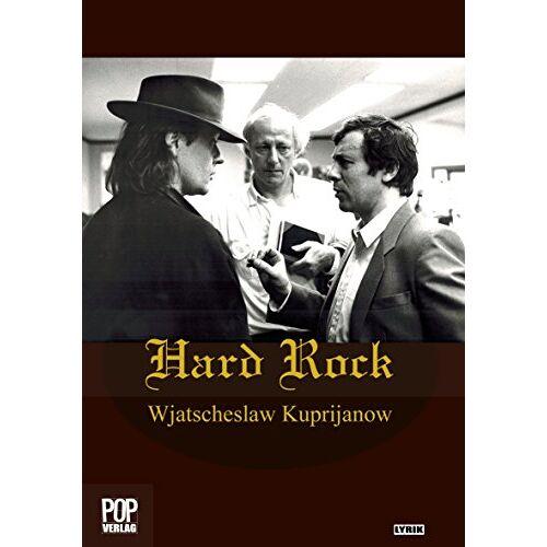 Wiacheslav Kuprijanov - Hard Rock. Für Udo Lindenberg.: . . - Preis vom 18.04.2021 04:52:10 h