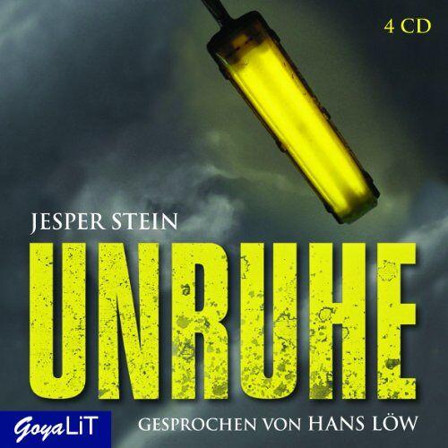 Jesper Stein - Unruhe - Preis vom 04.10.2020 04:46:22 h