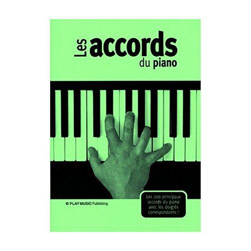 - Accords du Piano (Les). Für Klavier - Preis vom 05.03.2021 05:56:49 h