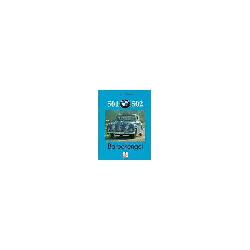 Kieselbach, Ralf J. F. - BMW 501/502, Barockengel - Preis vom 13.05.2021 04:51:36 h