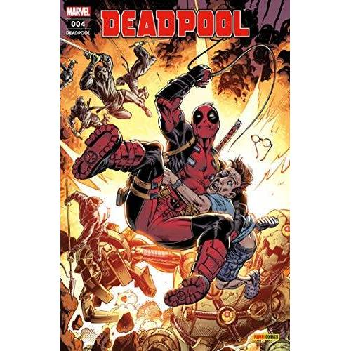 Young/Thompson/Bunn - Deadpool (Fresh Start) N 4 - Preis vom 21.04.2021 04:48:01 h