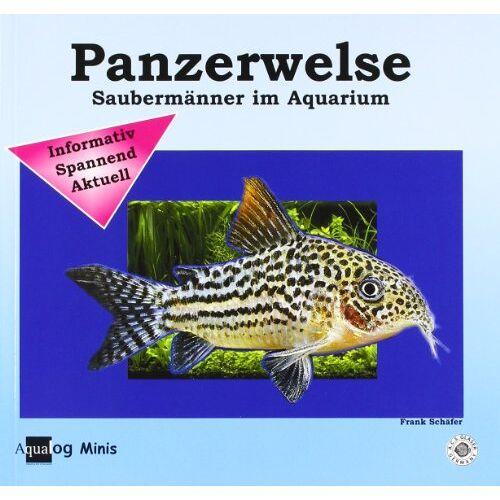 Frank Schäfer - Mein Panzerwels - Preis vom 16.05.2021 04:43:40 h