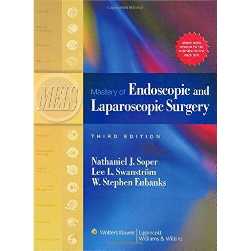 Soper, Nathaniel J. - Mastery of Endoscopic and Laparoscopic Surgery - Preis vom 12.05.2021 04:50:50 h
