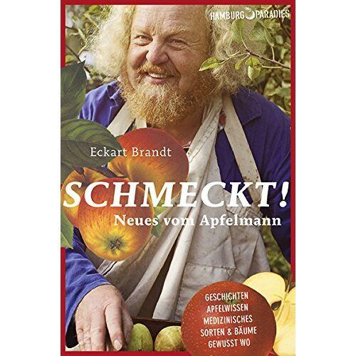 Eckart Brandt - Schmeckt!: Neues vom Apfelmann (Hamburgparadies) - Preis vom 03.05.2021 04:57:00 h