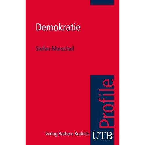 Stefan Marschall - Demokratie - Preis vom 13.04.2021 04:49:48 h