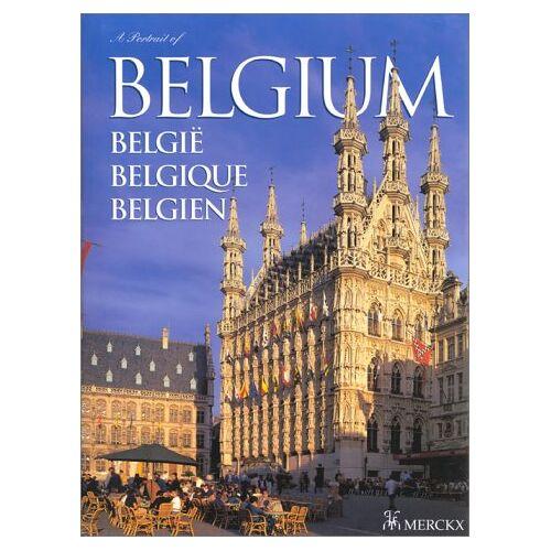 Vincent Merckx - A Portrait of Belgium, Belgie, Belgique, Belgien (Fr, Nl, Gb, All) - Preis vom 20.10.2020 04:55:35 h