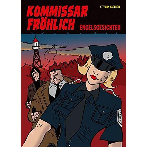 Stephan Hagenow - Kommissar Fröhlich, Bd. 4: Engelsgesichter - Preis vom 17.04.2021 04:51:59 h