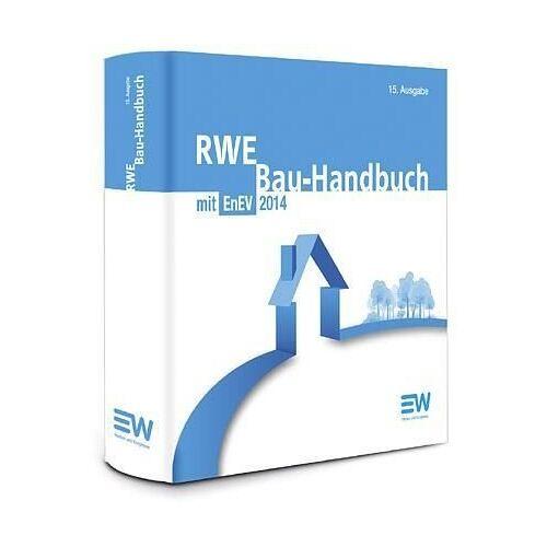 - RWE Bau-Handbuch 15. Auflage: Energieeinsparungsverordnung EnEV 2014 (inkl. Energieausweis) - Preis vom 16.04.2021 04:54:32 h