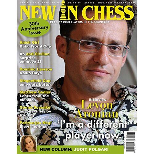 Ten Geuzendam, Dirk Jan - New in Chess Magazine 2015/7 - Preis vom 18.04.2021 04:52:10 h