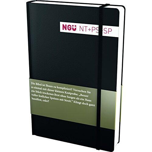 Neue Genfer Übersetzung - Neuer Genfer Übersetzung (NGÜ) Neues Testament mit Psalmen und Sprüchen - Preis vom 28.02.2021 06:03:40 h