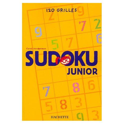Carol Vorderman - Sudoku junior : Tome 1 - Preis vom 20.10.2020 04:55:35 h