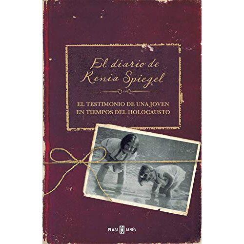 Renia Spiegel - El diario de Renia Spiegel: El testimonio de una joven en tiempos del Holocausto/ Renia's Diary: A Holocaust Journal (Obras diversas) - Preis vom 20.10.2020 04:55:35 h