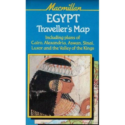 Kathy Smith - Map Egypt Travellers 2e: Traveller's Map (Macmillan traveller's maps) - Preis vom 13.05.2021 04:51:36 h