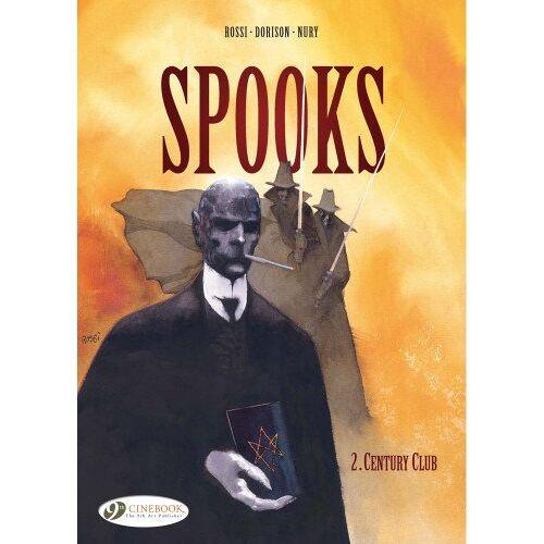 Xavier Dorison - Spooks - Preis vom 16.01.2021 06:04:45 h