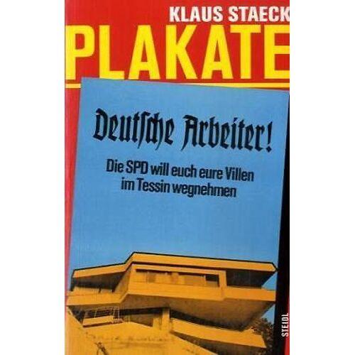 Klaus Staeck - Plakate - Preis vom 12.05.2021 04:50:50 h
