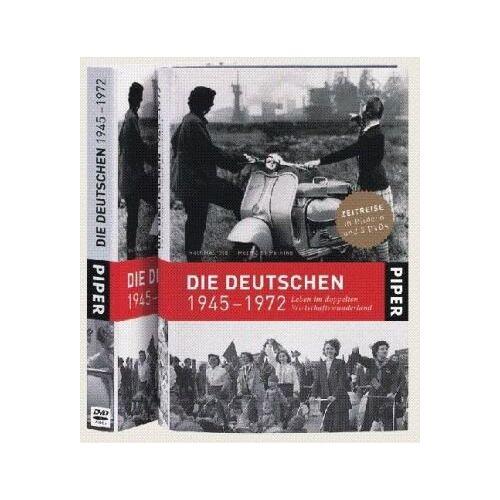 Rolf Hosfeld - Die Deutschen 1945 bis 1972. Leben im doppelten Wirtschaftswunderland. Buch und 3 DVDs. - Preis vom 10.05.2021 04:48:42 h