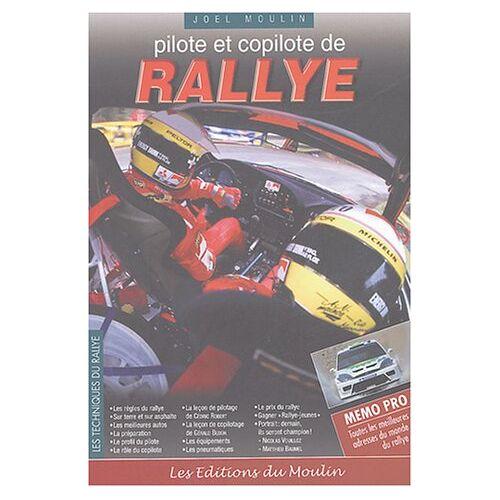 Joël Moulin - Pilote et copilote de rallye - Preis vom 23.01.2021 06:00:26 h