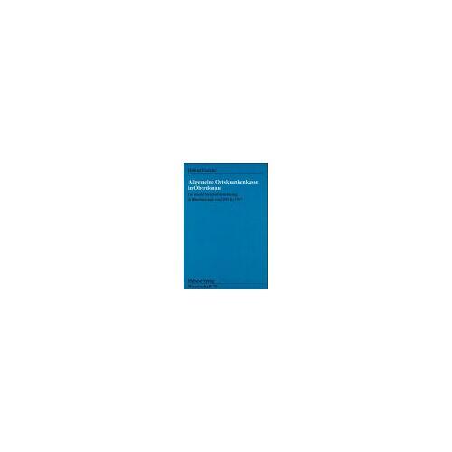 Helmut Fiereder - Allgemeine Ortskrankenkasse in Oberdonau - Preis vom 15.05.2021 04:43:31 h