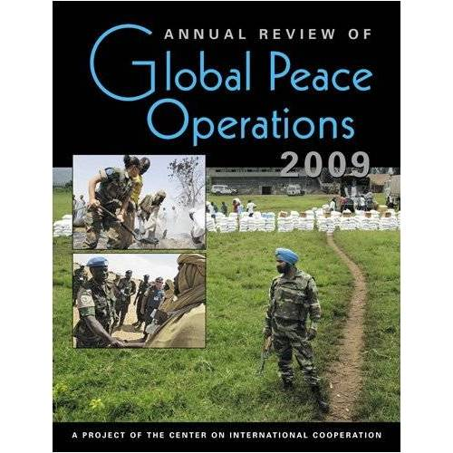 Center on International Cooperation - Cooperation, C: Annual Review of Global Peace Operations, 2 - Preis vom 18.04.2021 04:52:10 h