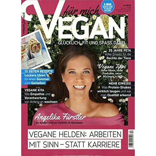 Vegan Für Mich - Vegan Für Mich 4/2019 Vegane Helden - Preis vom 17.01.2021 06:05:38 h