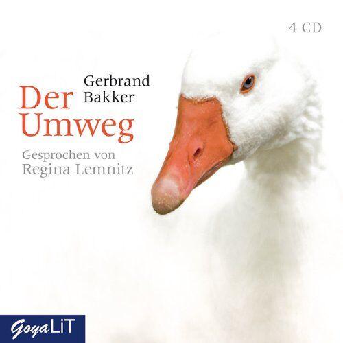 Gerbrand Bakker - Der Umweg - Preis vom 24.02.2021 06:00:20 h