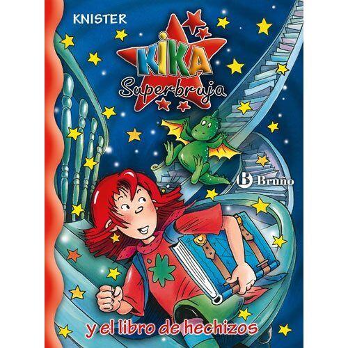 Knister - Kika Superbruja y el libro de hechizos (Kika Superbruja / Kika Super Witch) - Preis vom 26.01.2021 06:11:22 h