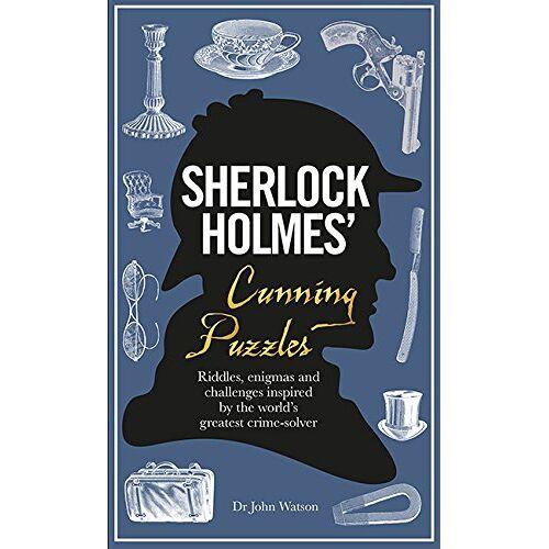 Tim Dedopulos - Sherlock Holmes' Cunning Puzzles (Puzzle Books) - Preis vom 25.02.2021 06:08:03 h