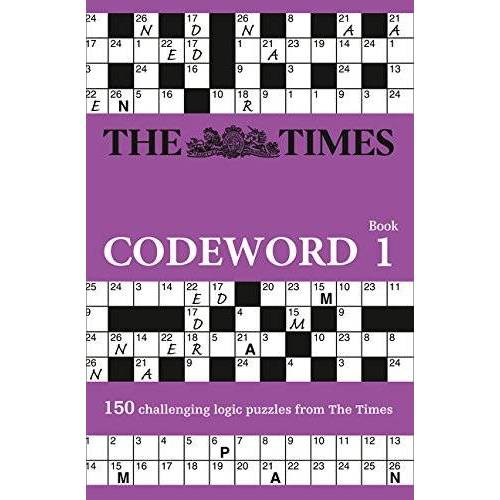 The Times Mind Games - The Times Codeword Book 1 - Preis vom 14.04.2021 04:53:30 h