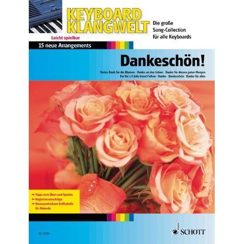 Steve Boarder - Dankeschön!: Keyboard. (Keyboard Klangwelt) - Preis vom 25.02.2021 06:08:03 h
