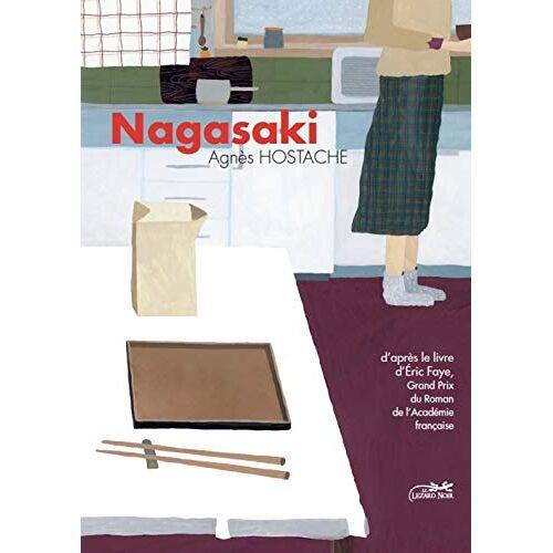 Agnès Hostache - Nagasaki - Preis vom 18.10.2020 04:52:00 h