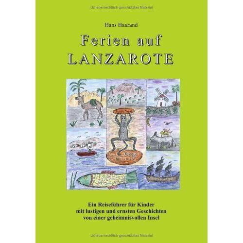 Hans Haurand - Ferien auf Lanzarote - Preis vom 15.04.2021 04:51:42 h