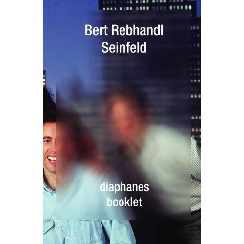 Bert Rebhandl - Seinfeld - Preis vom 26.01.2021 06:11:22 h