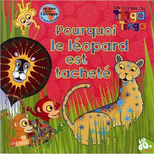 - Pourquoi le léopard est tacheté - Preis vom 14.04.2021 04:53:30 h