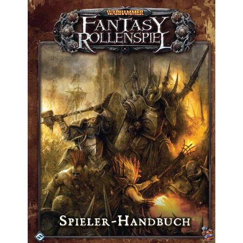 Jay Little - Warhammer Fantasy Rollenspiel: Spieler-Handbuch - Preis vom 19.10.2020 04:51:53 h