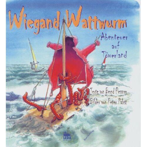 Bernd Flessner - Wiegand Wattwurm: Abenteuer auf Töwerland - Preis vom 28.03.2020 05:56:53 h