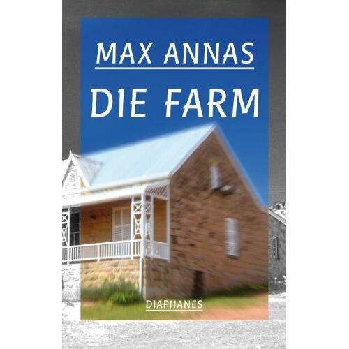 Max Annas - Die Farm - Preis vom 02.12.2020 06:00:01 h