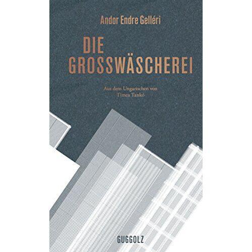 Gelléri, Andor Endre - Die Großwäscherei - Preis vom 20.10.2020 04:55:35 h