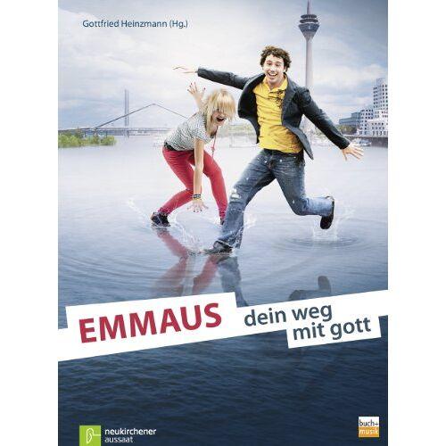 Gottfried Heinzmann - EMMAUS: Dein Weg mit Gott - Preis vom 20.10.2020 04:55:35 h