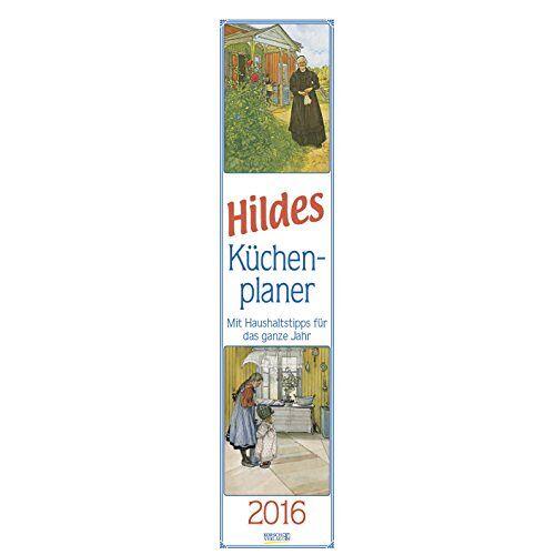 Korsch Verlag - Hildes Küchenplaner 2016: Langplaner - Preis vom 12.06.2019 04:47:22 h