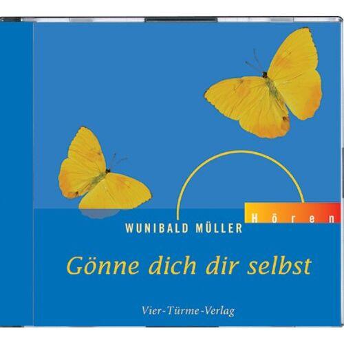 Wunibald Müller - Gönne dich dir selbst. CD - Preis vom 25.02.2021 06:08:03 h