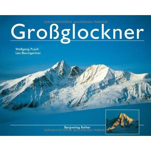 Wolfgang Pusch - Großglockner - Preis vom 21.10.2020 04:49:09 h