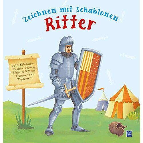 - Zeichnen mit Schablonen - Ritter: Mit sechs Schablonen für deine eigenen Bilder - Preis vom 14.04.2021 04:53:30 h