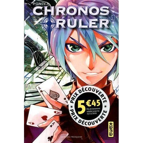 - Chronos Ruler, Tome 1 : - Preis vom 18.04.2021 04:52:10 h