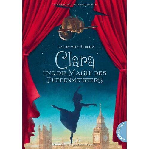 Schlitz, Laura Amy - Clara und die Magie des Puppenmeisters - Preis vom 20.10.2020 04:55:35 h