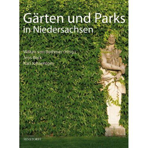 Jens Beck - Gärten und Parks in Niedersachsen - Preis vom 21.10.2020 04:49:09 h